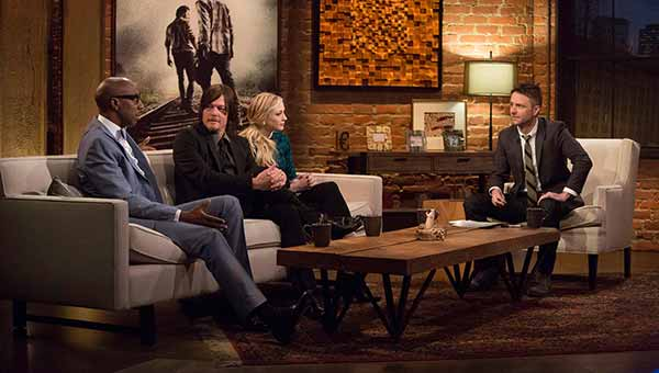 "AMC TALKING DEAD ""Pilot"""