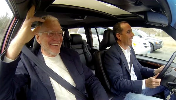 "COMEDIANS IN CARS ""Season 2 Trailer"""
