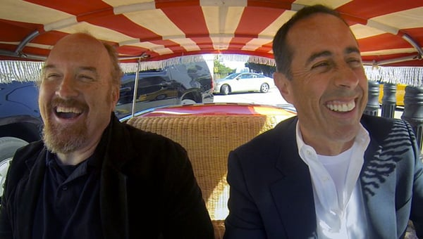 "COMEDIANS IN CARS""Season 3 Trailer"""