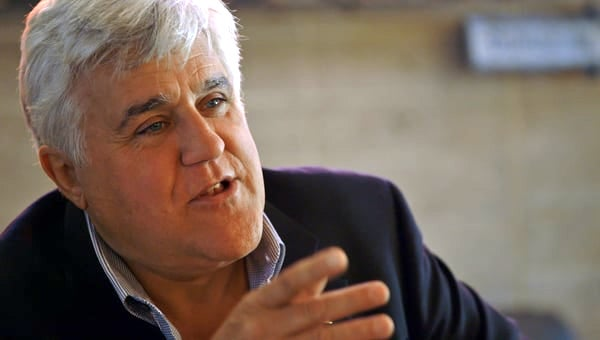 "COMEDIANS IN CARS ""Jay Leno"""