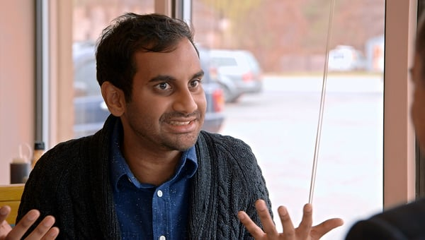"COMEDIANS IN CARS ""Aziz Ansari"""