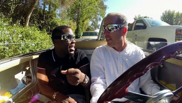 "COMEDIANS IN CARS ""Kevin Hart"""
