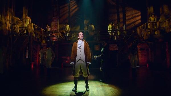 "HAMILTON ""Alexander Hamilton"""